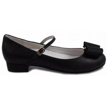 463611a40 Фото, ортопедические Туфли школьные для девочек 13-008-2 Сурсил-Орто