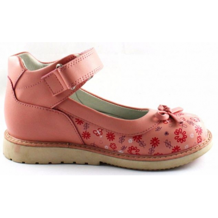 f7bc82269 Фото, летние ортопедические Туфли для девочек 33-431-2 Сурсил-Орто для